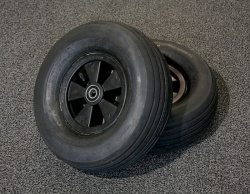 Wheel 16/6.50-8 4PR 20mm axle