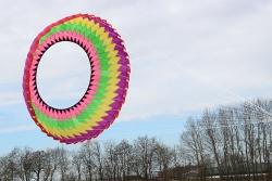 Ring Kite 2,7m gezackt