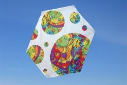 Rokkaku Rainbow Orbit Bubbles