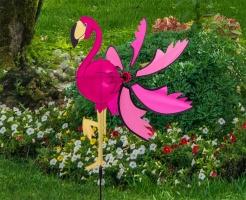 Spinning Flamingo