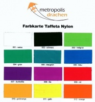 Taffeta Nylon red - 009