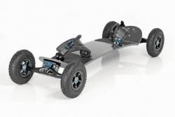 Mountainboard 684 gunmetal