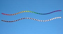 Spinnaker tail 7,5m – rainbow