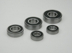 Stainless steel ball bearings 20 x 42mm