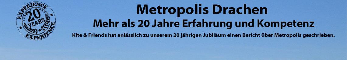 20 Jahre Metropolis
